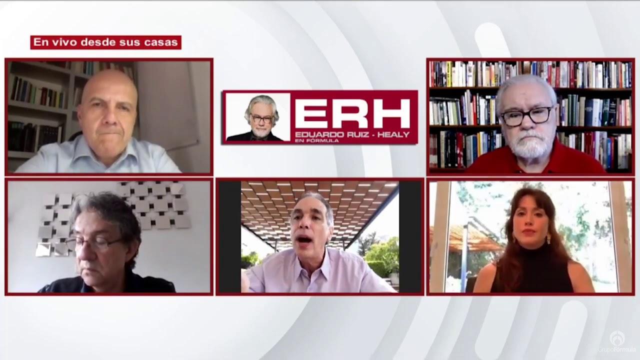 UIF crea guía para identificar actos corruptos de políticos - Eduardo Ruiz-Healy En Fórmula