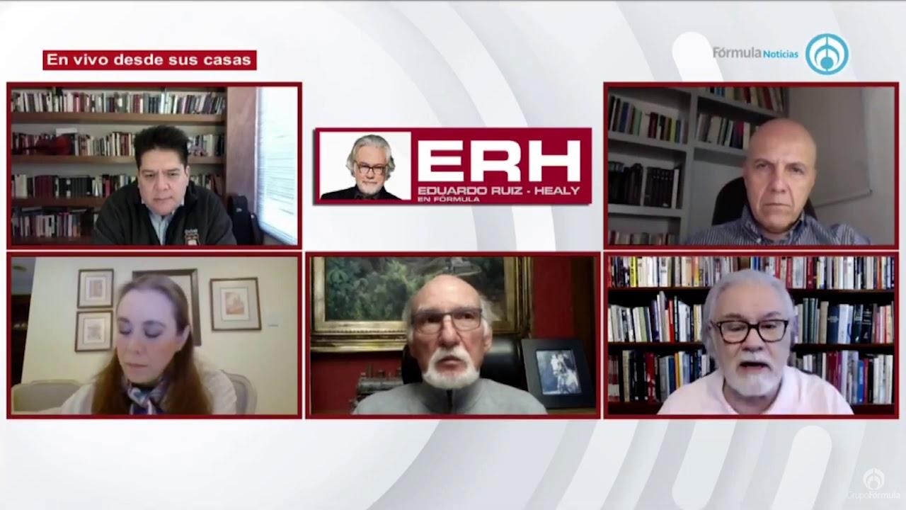 Aprobación de consulta desata polémica divide aún más a la población - Eduardo Ruiz-Healy En Fórmula