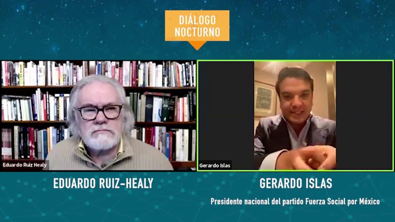 ¿Qué es Fuerza por México y qué propone? - Diálogo Nocturno