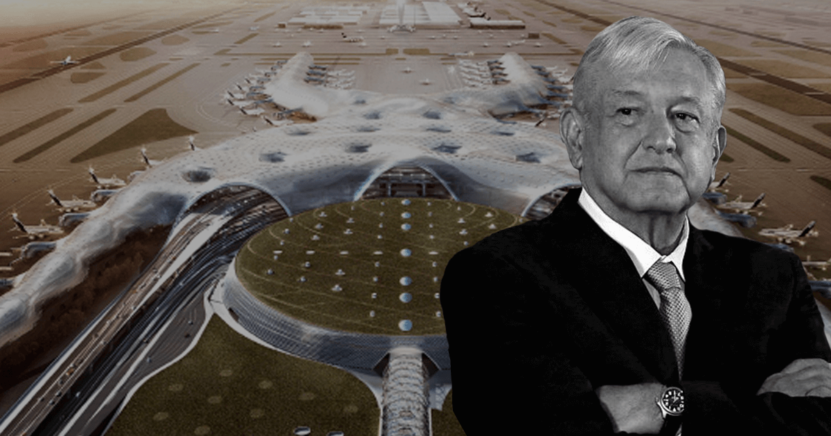 De Frente Y Claro: AMLO y su ocurrencia del aeropuerto en Santa Lucía.  ¿Será el Morenoproa?   Ruiz-Healy Times