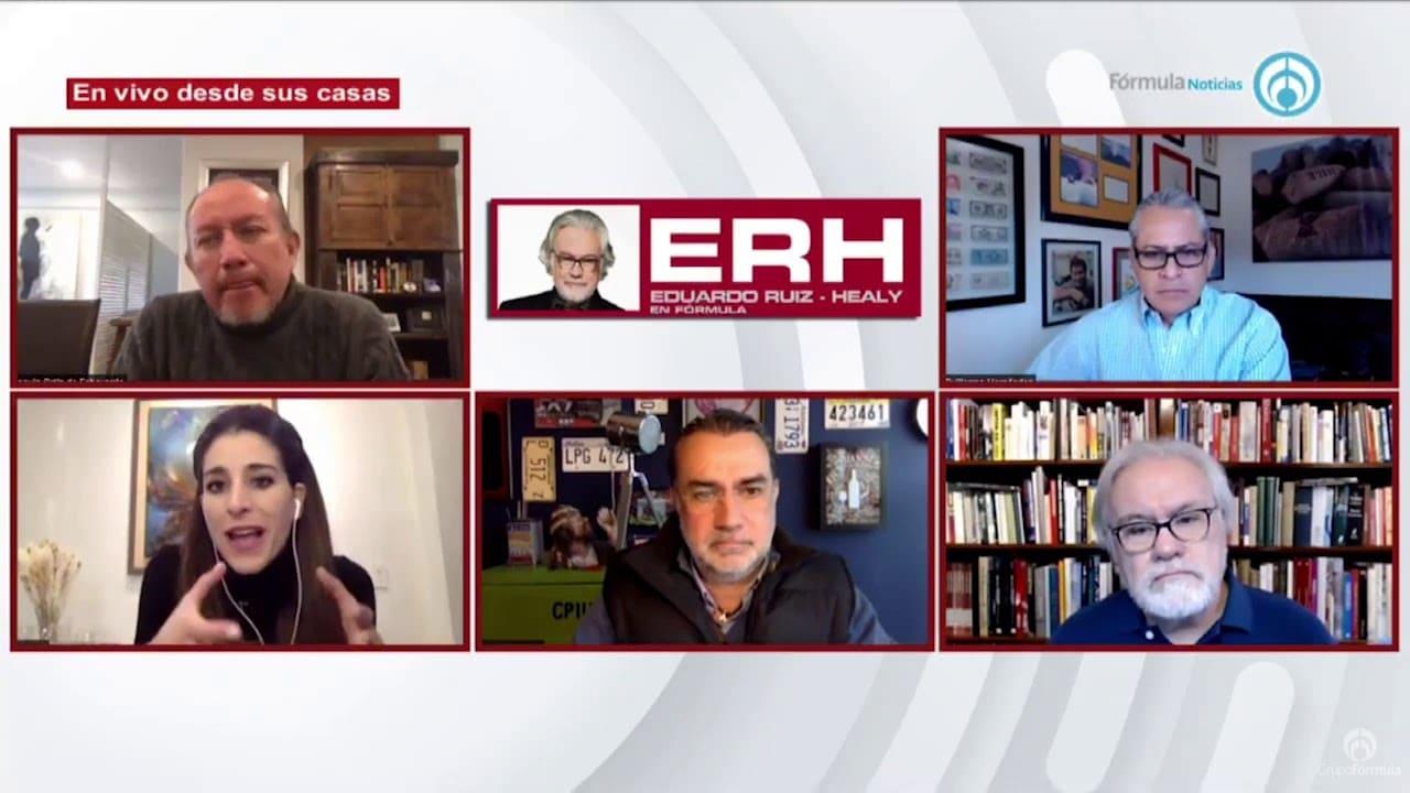 Estadounidenses confían en la legitimidad de su elección presidencial - Eduardo Ruiz-Healy En Fórmula