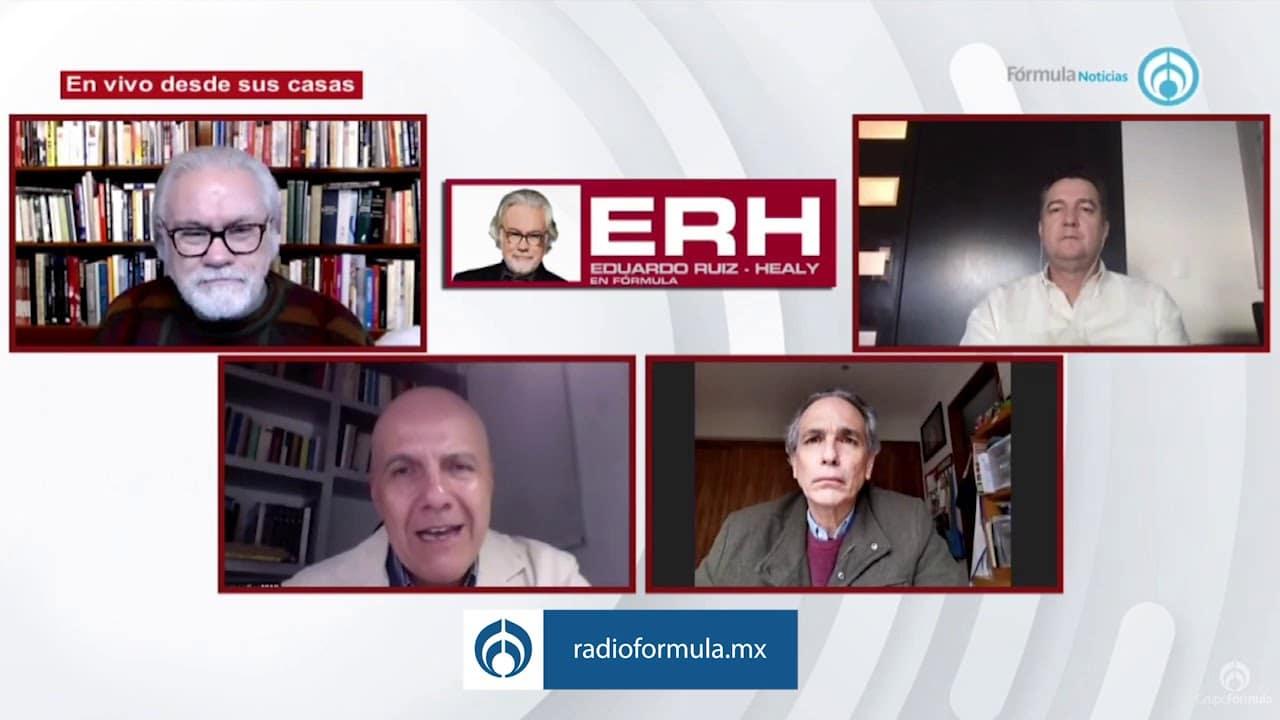 El convenio para la reelección de diputados federales - Eduardo Ruiz-Healy En Fórmula