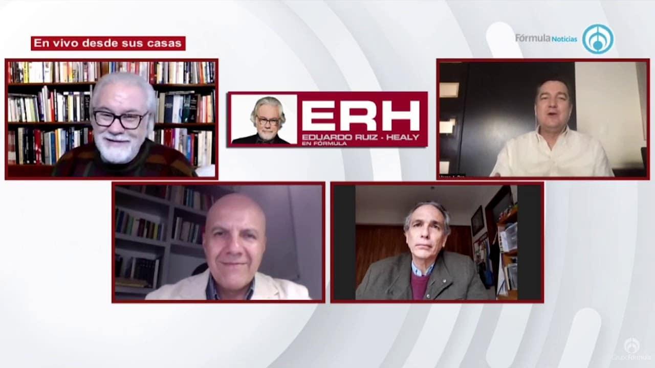 Los ganadores de la pandemia - Eduardo Ruiz-Healy En Fórmula