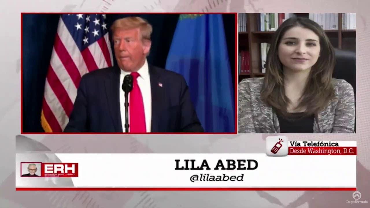 ¿Cómo va la transición de poder en EE.UU.? - Eduardo Ruiz-Healy En Fórmula