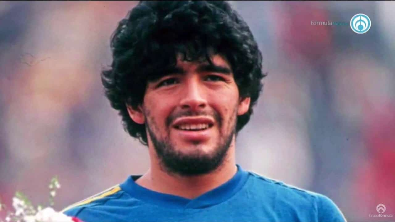 Muere Diego Armando Maradona - Eduardo Ruiz-Healy En Fórmula