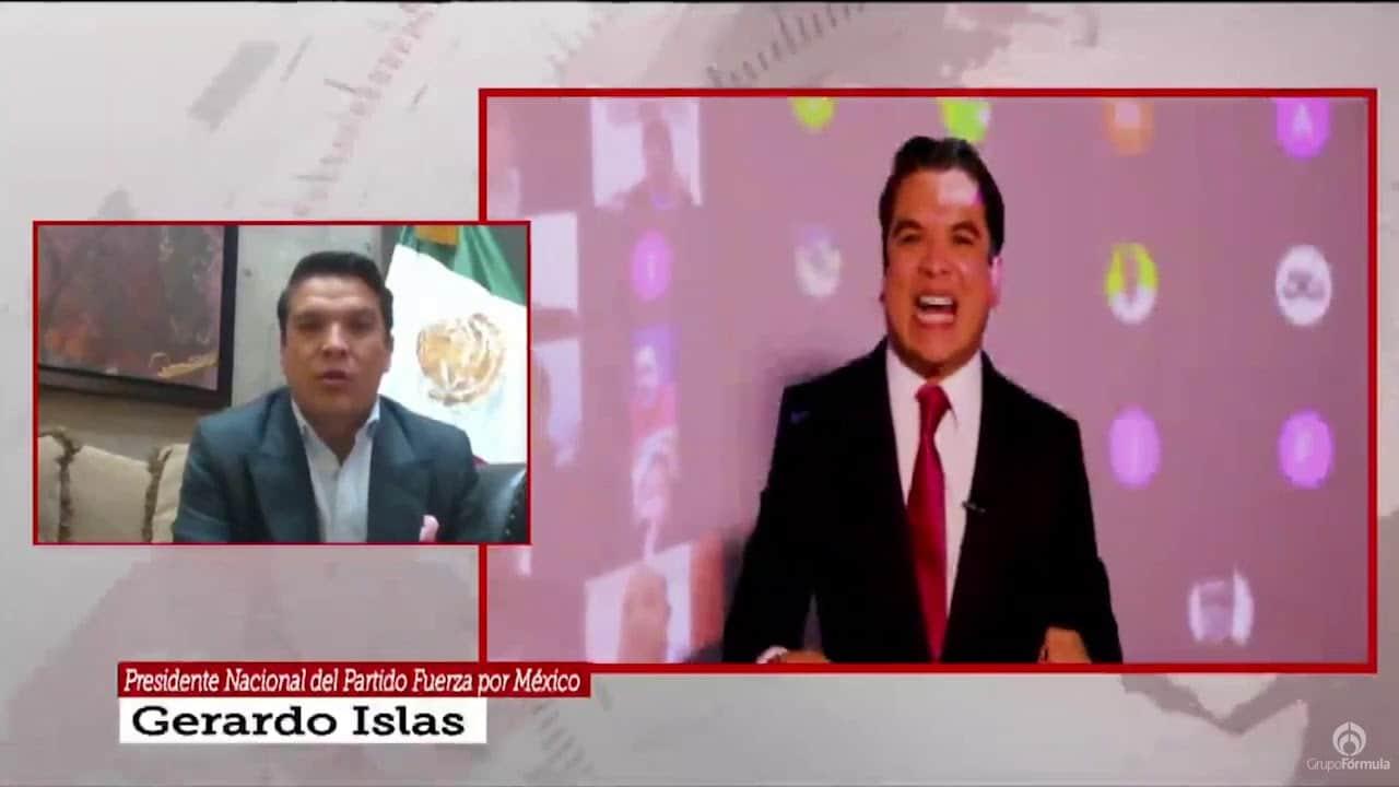 La Primera Asamblea Nacional del Partido Fuerza por México - Eduardo Ruiz-Healy En Fórmula