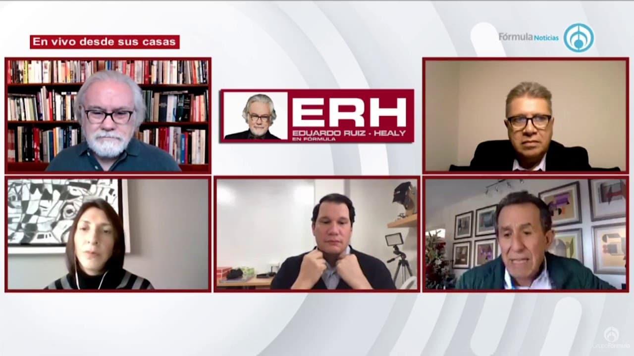 En un afán por acabar con la corrupcion, AMLO destruye - Eduardo Ruiz-Healy En Fórmula