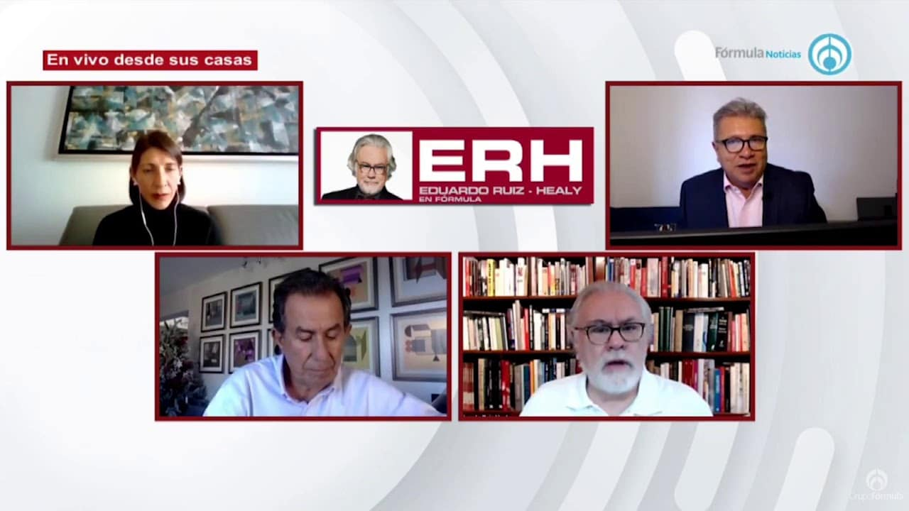 El gabinete de Joe Biden - Eduardo Ruiz-Healy En Fórmula