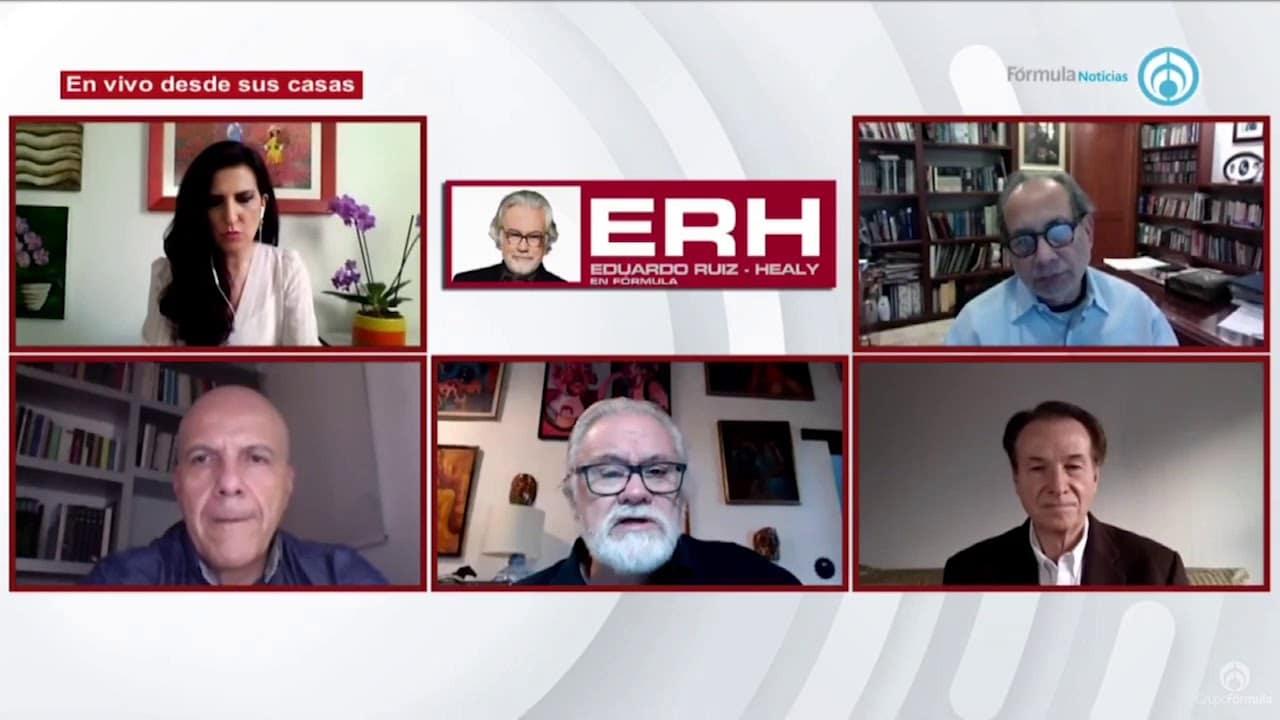Historia reciente de los embajadores mexicanos en Estados Unidos - Eduardo Ruiz-Healy En Fórmula