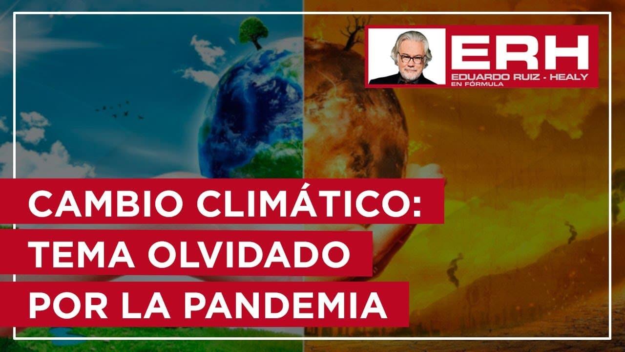 El cambio climático y sus costos. Tema olvidado por la pandemia - Eduardo Ruiz-Healy En Fórmula