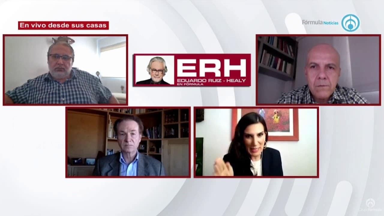 Afectaría recorte al INE consulta popular del 2021 - Eduardo Ruiz-Healy En Fórmula