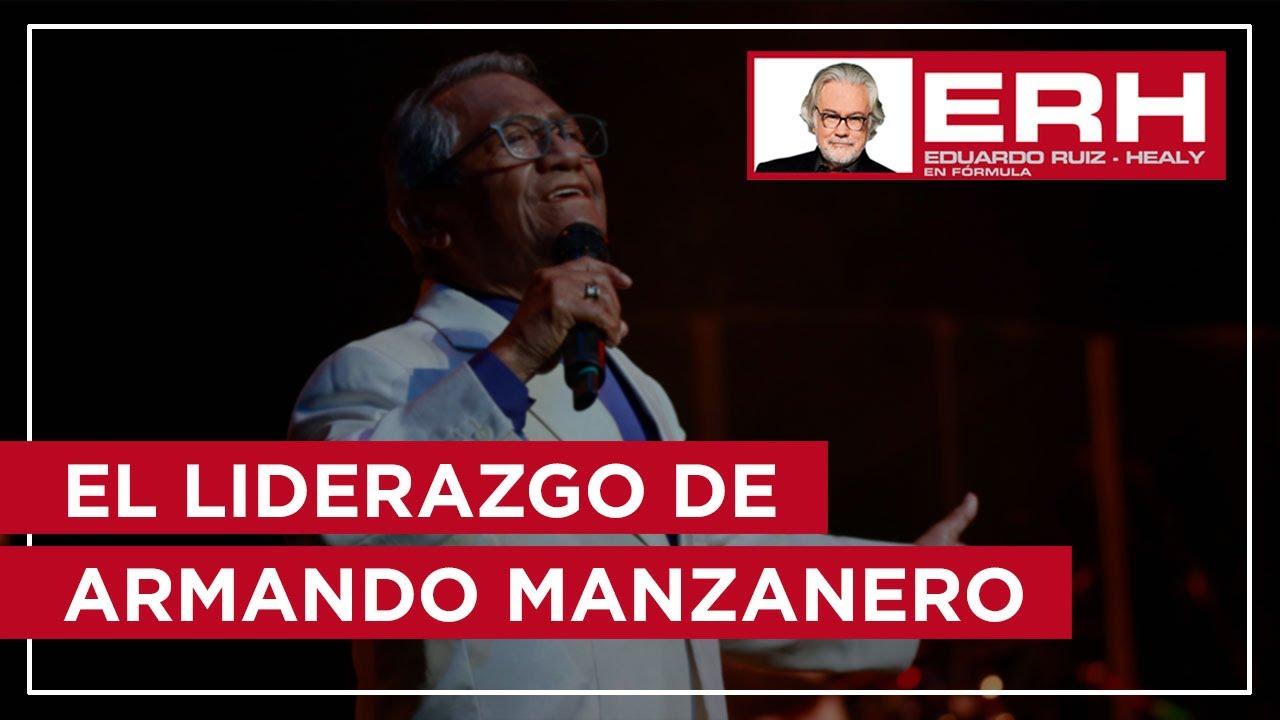 El liderazgo de Armando Manzanero - Eduardo Ruiz-Healy En Fórmula