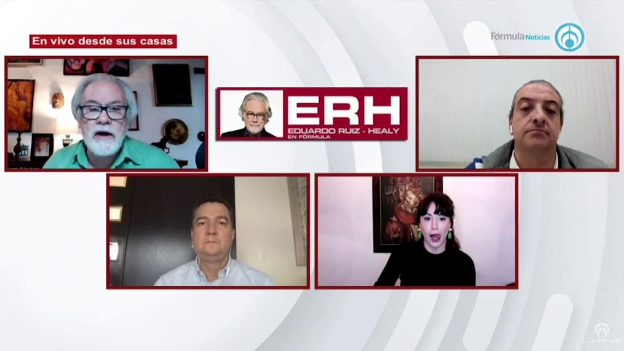 Ley Ingrid contra la distribución de imágenes de mujeres violentadas - Eduardo Ruiz-Healy En Fórmula