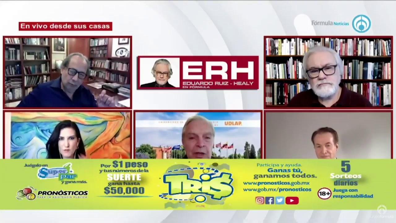 Las alianzas del PRIAN y la razón de AMLO - Eduardo Ruiz-Healy En Fórmula