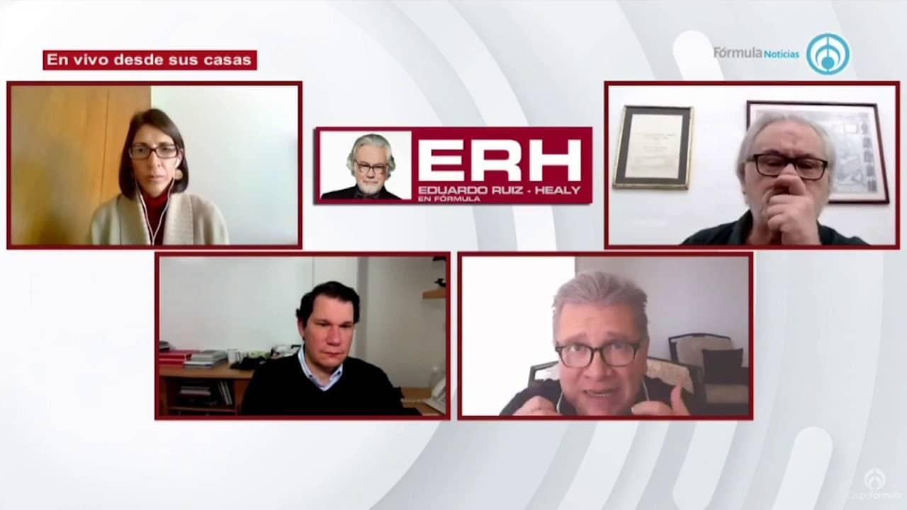 Presiona AMLO a organismos reguladores igual que a fideicomisos eliminados - Eduardo Ruiz-Healy En Fórmula