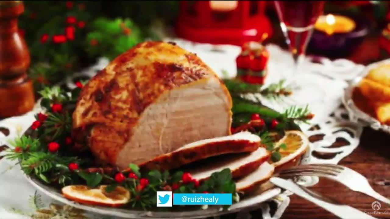 ¿Qué nos gusta comer en navidad y por qué? - Eduardo Ruiz-Healy En Fórmula