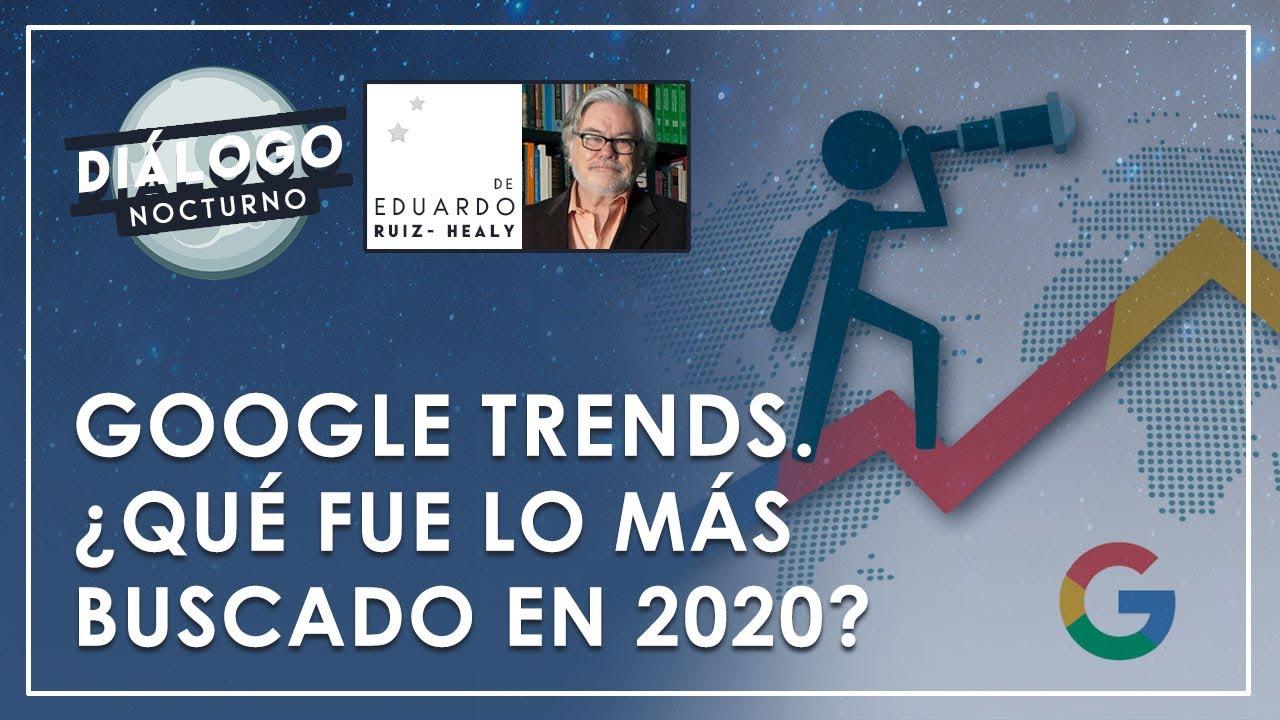 Google Trends 2020. ¿Qué fue lo más buscado en la red? - Diálogo Nocturno
