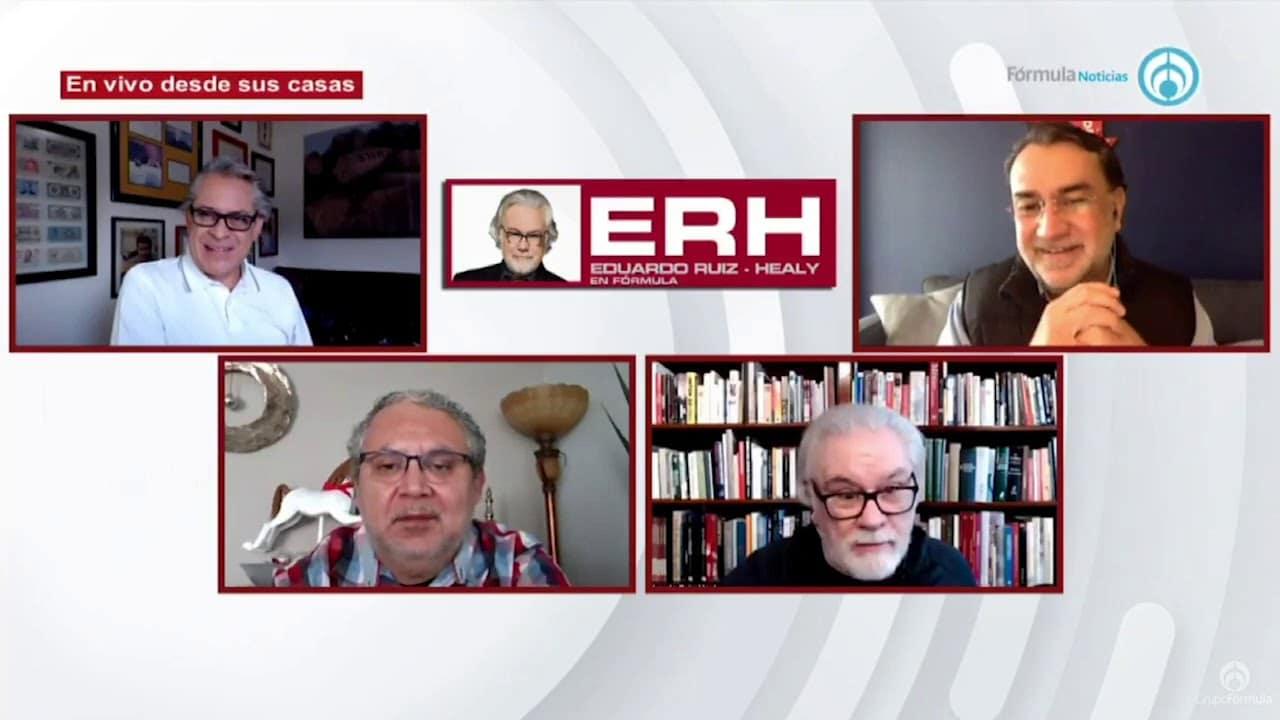 TEPJF decidirá si AMLO podrá hablar de democracia durante periodo electoral - Eduardo Ruiz-Healy En Fórmula
