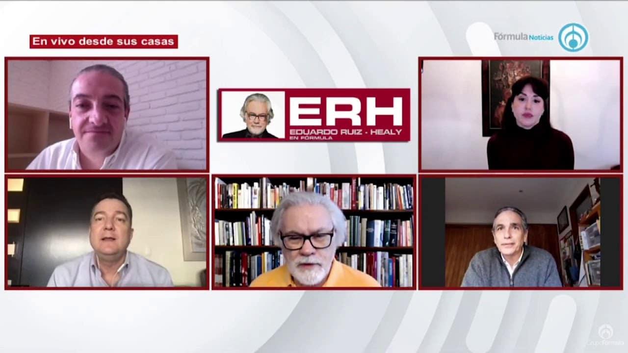 Debate y reformas sobre outsourcing serían hasta 2021 - Eduardo Ruiz-Healy En Fórmula