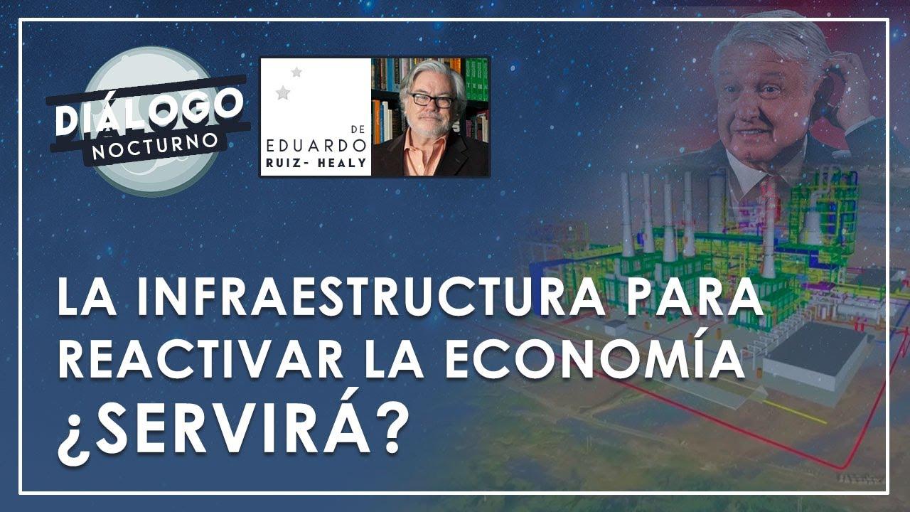 Los proyectos de infraestructura para reactivar la economía - Diálogo Nocturno