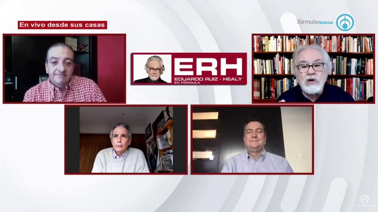 La contaminación ambiental arruinará a México - Eduardo Ruiz-Healy En Fórmula