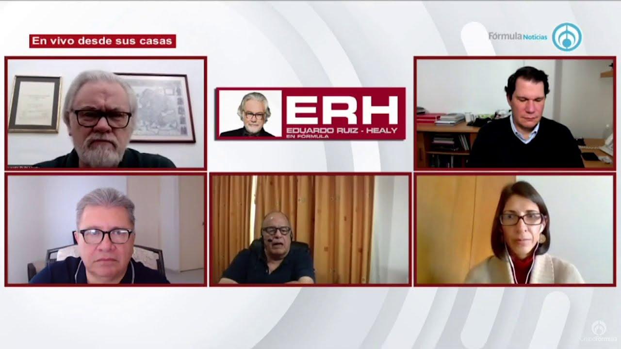 Se pospone la discusión sobre ley de reforma a Banxico - Eduardo Ruiz-Healy En Fórmula