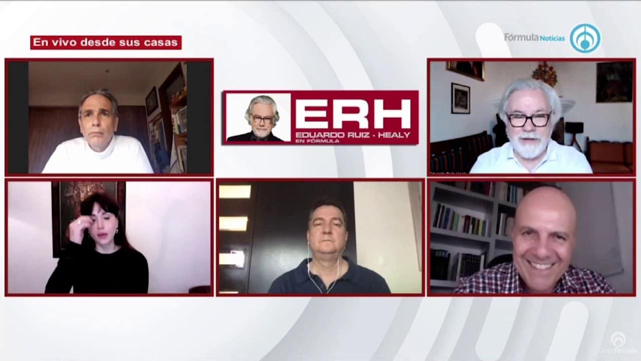 El TEPJF modifica lineamientos para reelección legislativa emitidos por el INE - Eduardo Ruiz-Healy En Fórmula