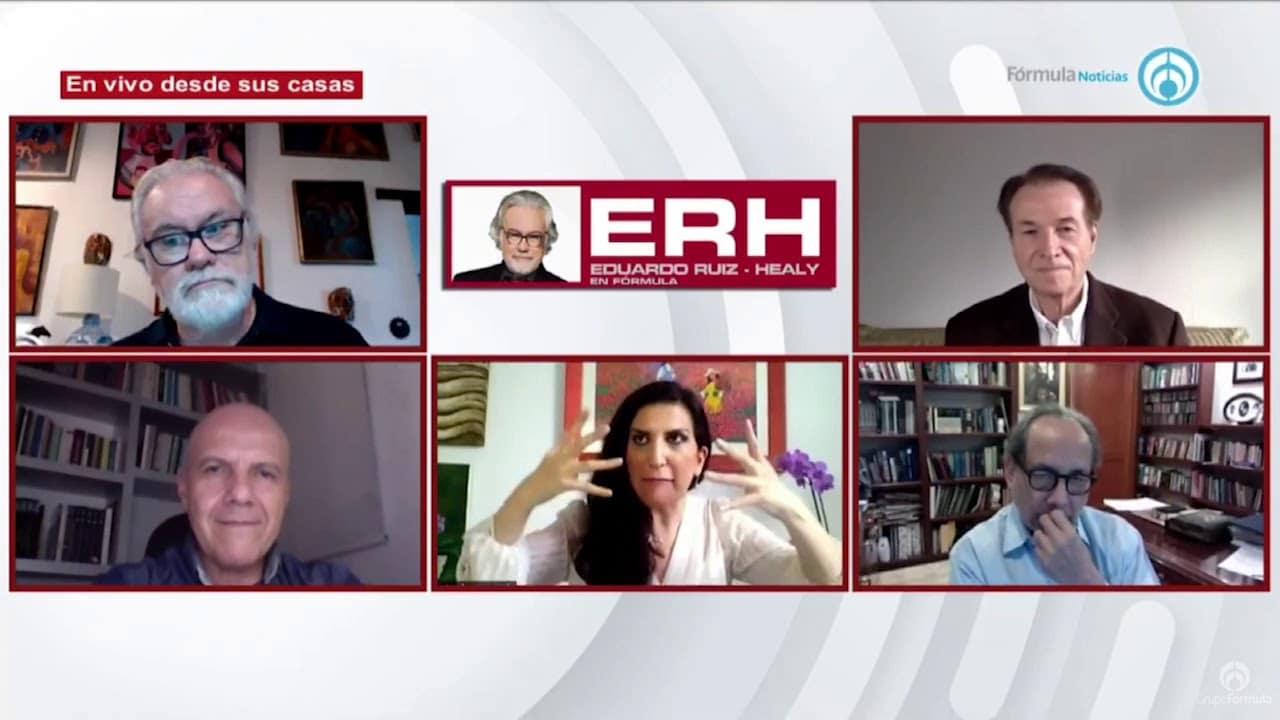 Los tiempos y la posibilidad de acceder a vacunas en México - Eduardo Ruiz-Healy En Fórmula