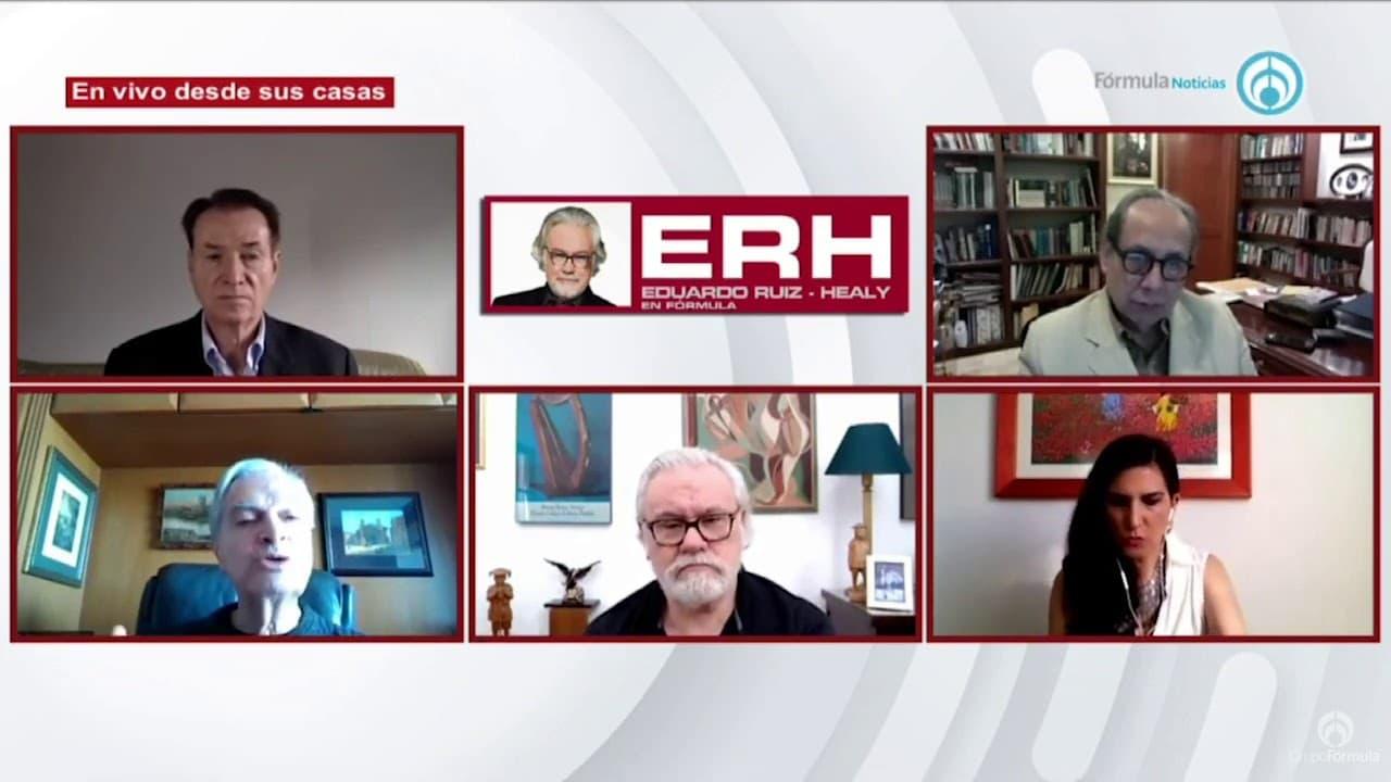 López Obrador parece inconsciente del cambio de gobierno que está ocurriendo en los Estados Unidos - Eduardo Ruiz-Healy En Fórmula