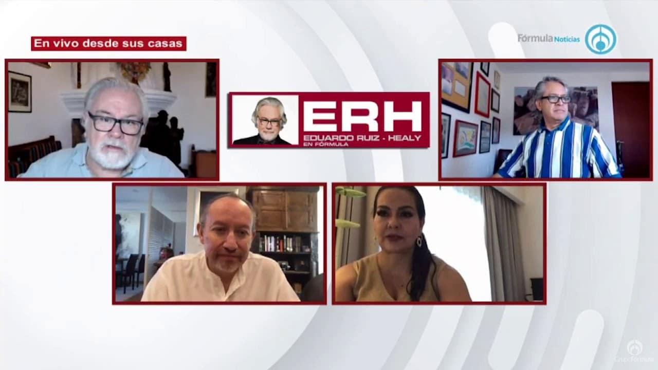 Todo aparenta que en 2021 seguiremos en el México de la polarización - Eduardo Ruiz-Healy En Fórmula