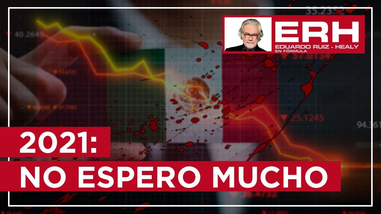 2021: no espero mucho - Eduardo Ruiz-Healy En Fórmula