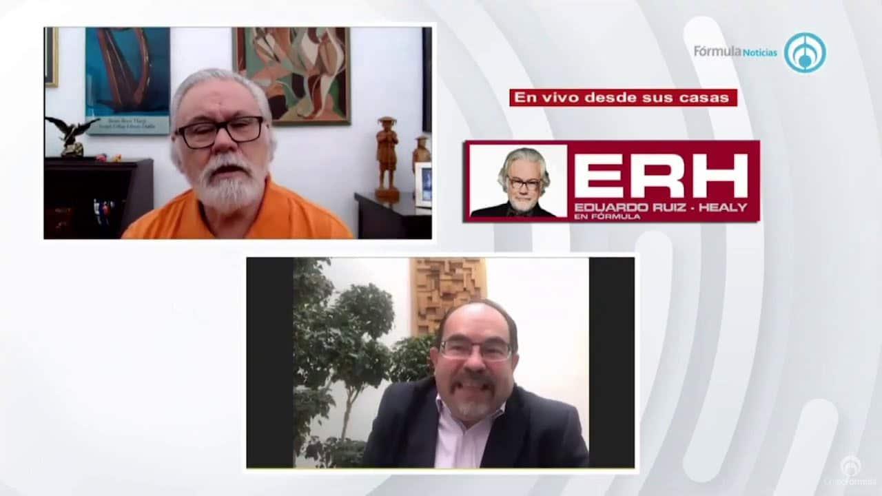 La reforma a la Ley Federal de Trabajo en materia de teletrabajo - Eduardo Ruiz-Healy En Fórmula