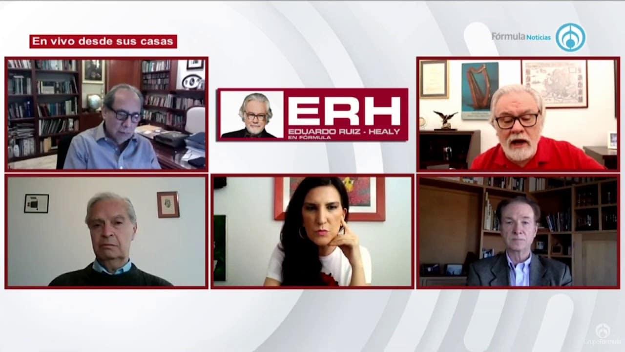 4 de enero: Día del Periodista Mexicano - Eduardo Ruiz-Healy En Fórmula