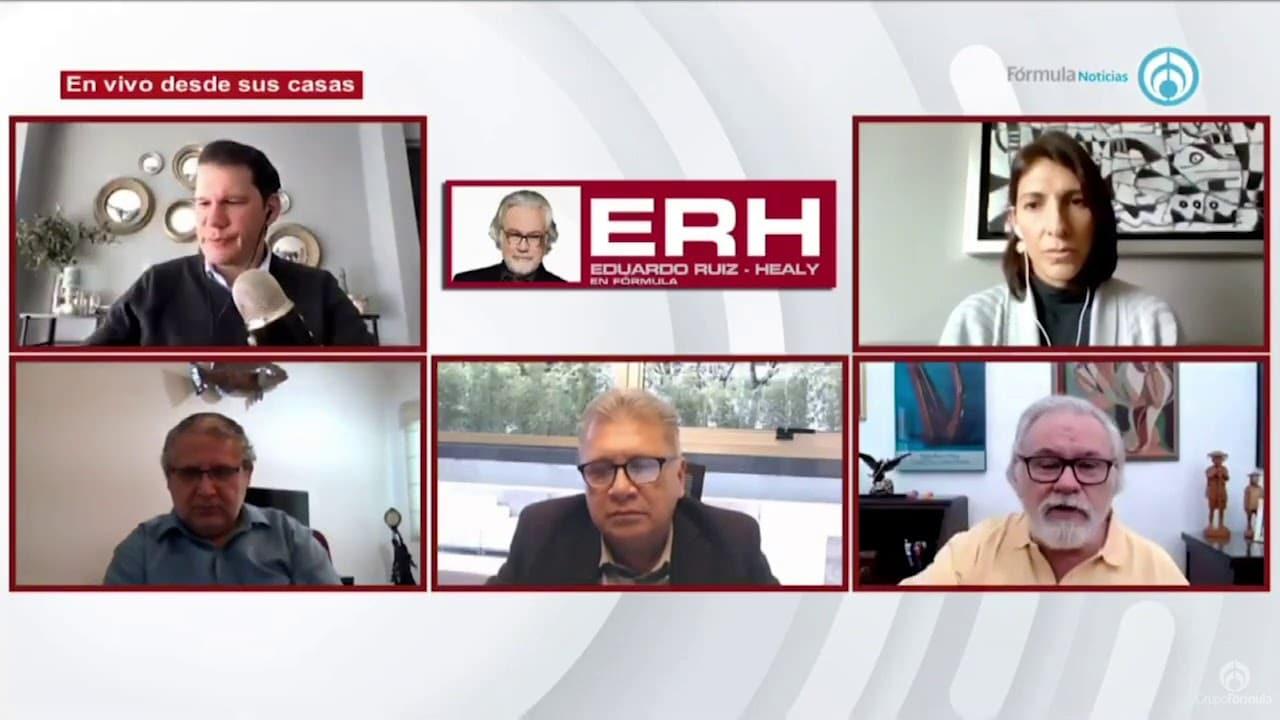 Ejército electoral de Morena opera vacunas y entrega de dinero - Eduardo Ruiz-Healy En Fórmula