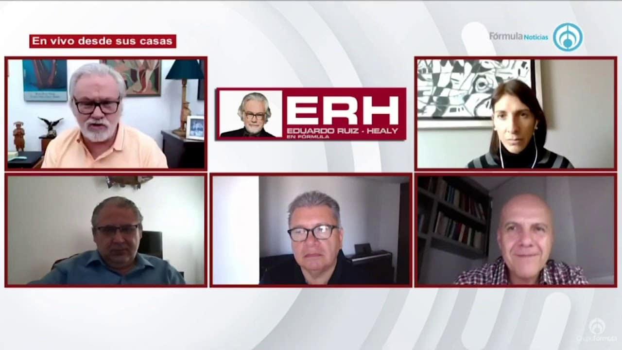 Los lineamientos de la Secretaría de Salud para la compra de vacunas por empresarios - Eduardo Ruiz-Healy En Fórmula