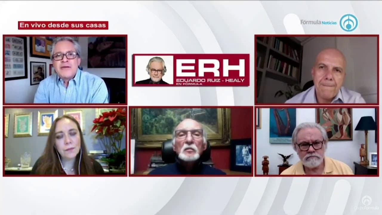 La llamada entre Biden y AMLO - Eduardo Ruiz-Healy En Fórmula