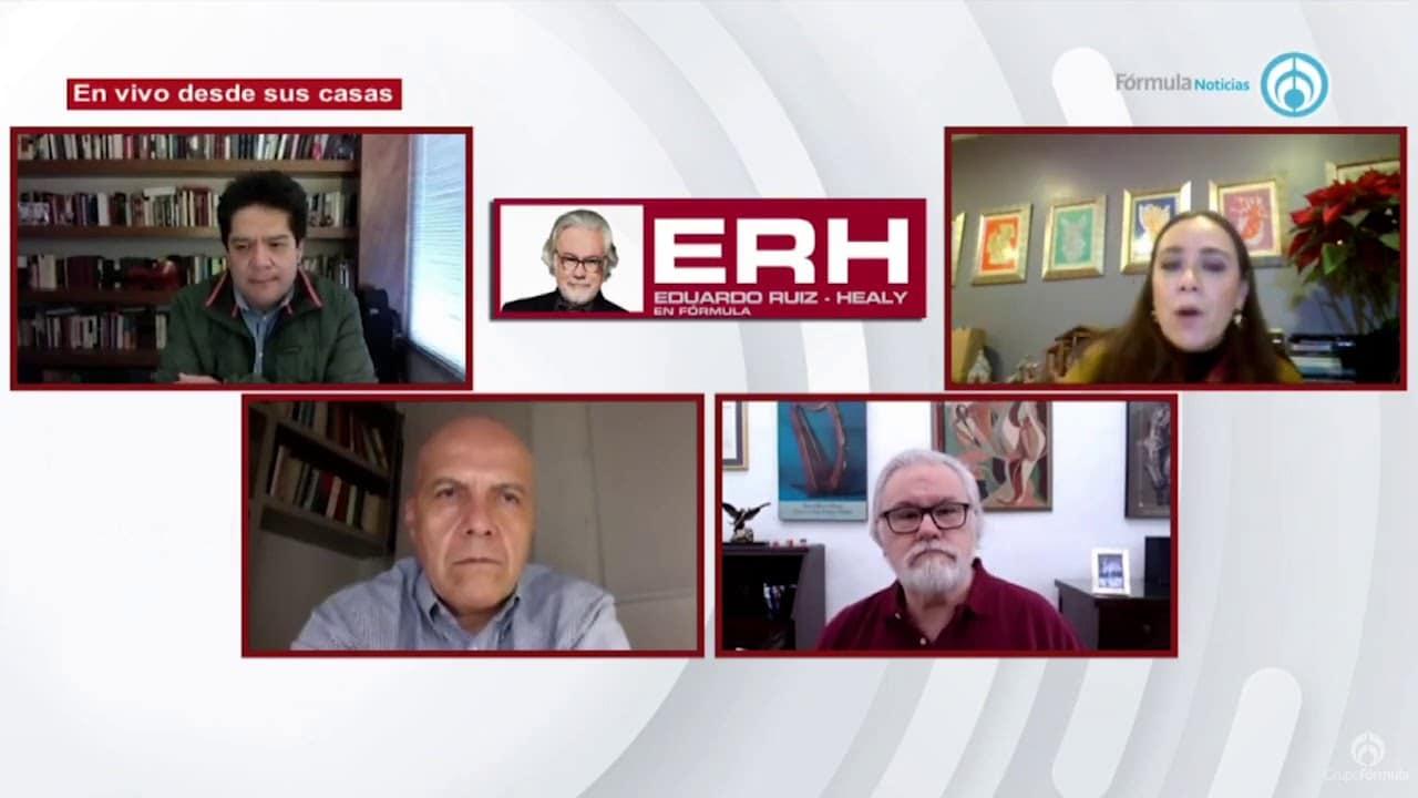 """El Vaticano lamenta el """"día dramático"""" en Washington - Eduardo Ruiz-Healy En Fórmula"""