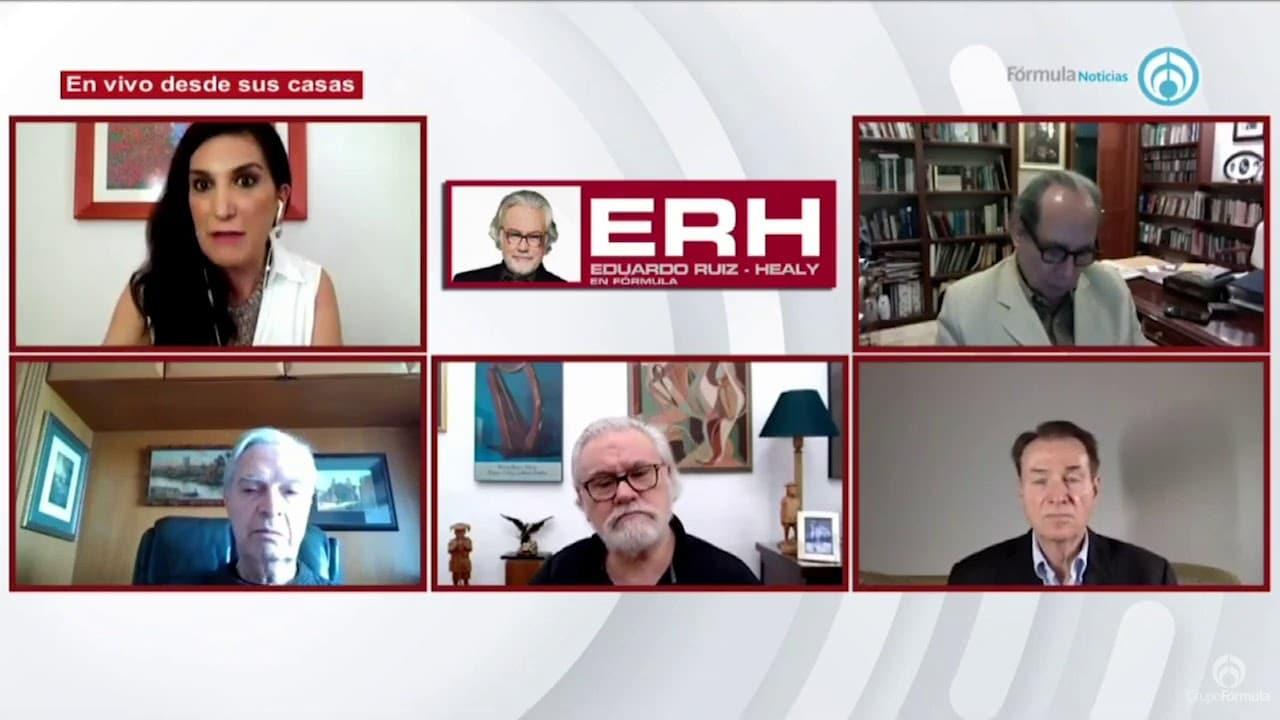La renuncia de la titular del Programa de Vacunación Universal en México - Eduardo Ruiz-Healy En Fórmula