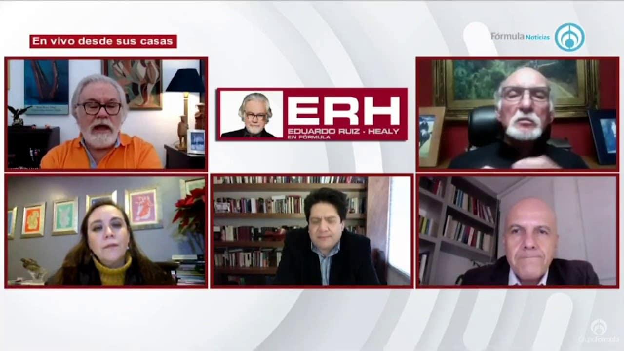 INE pide a AMLO no hacer propaganda política en sus mañaneras - Eduardo Ruiz-Healy En Fórmula
