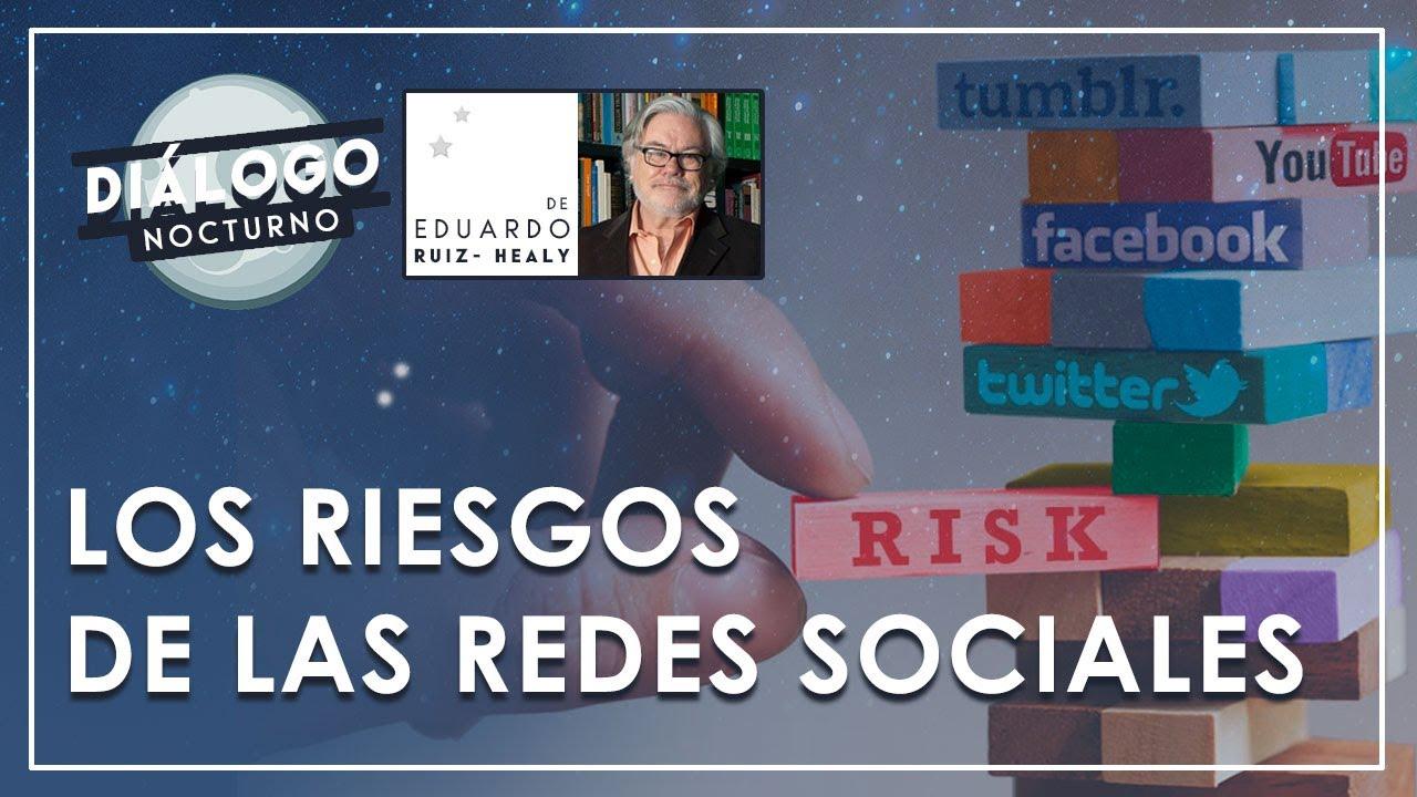Los riesgos de usar las redes sociales - Diálogo Nocturno