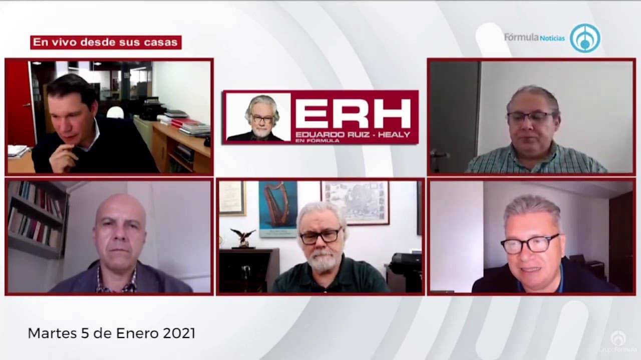 Las brigadas de vacunación y reparto de dinero como estrategia electoral - Eduardo Ruiz-Healy En Fórmula