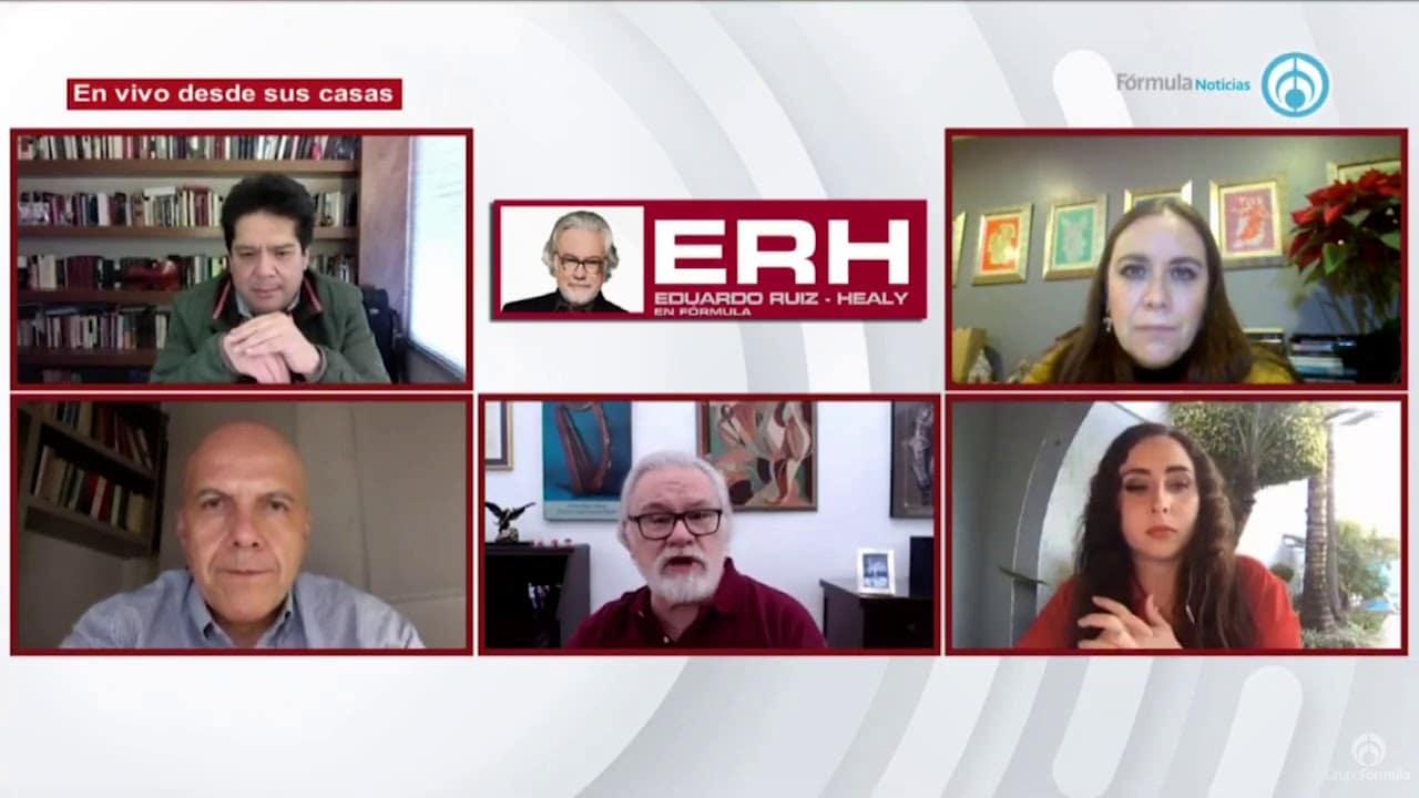 La 4T está incumpliendo los acuerdos del Tratado de París - Eduardo Ruiz-Healy En Fórmula