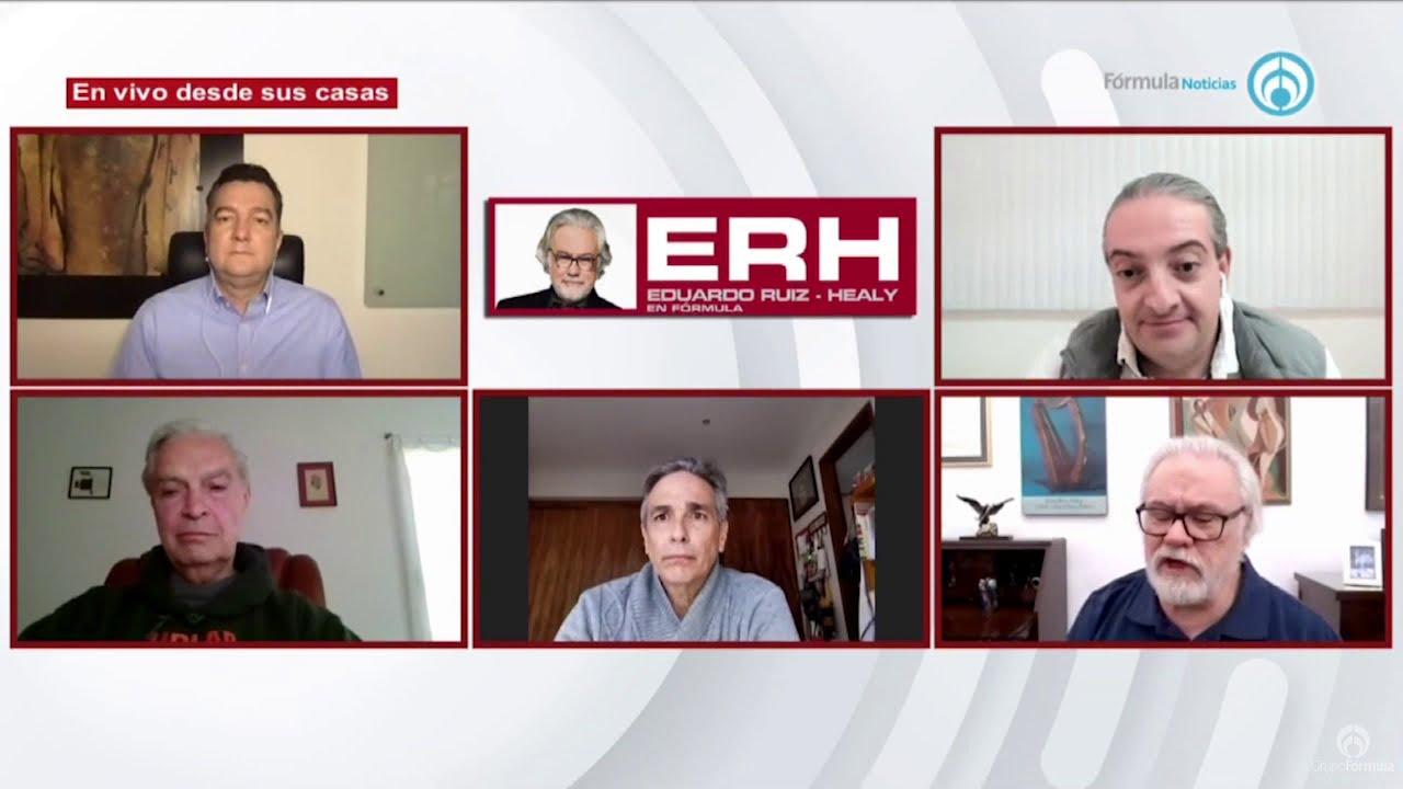 Vacunación debe funcionar para comenzar la recuperación económica - Eduardo Ruiz-Healy En Fórmula