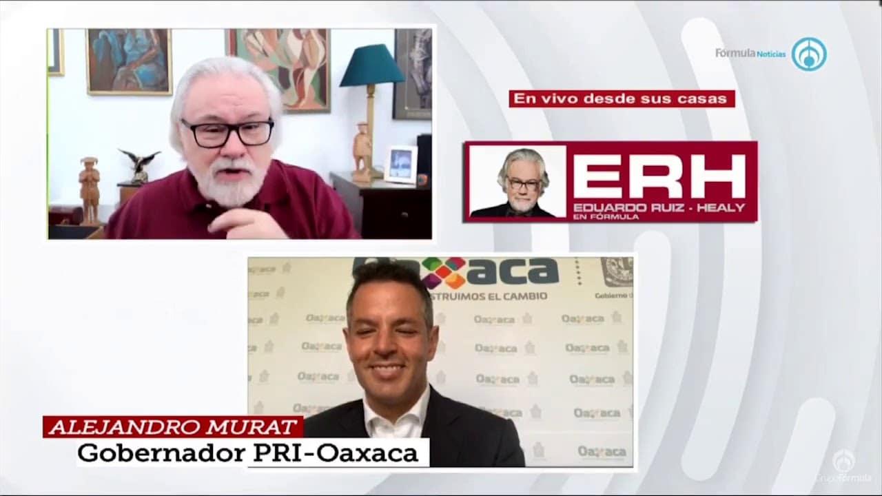 Oaxaca, el estado que más ha disminuido la pobreza laboral - Eduardo Ruiz-Healy En Fórmula