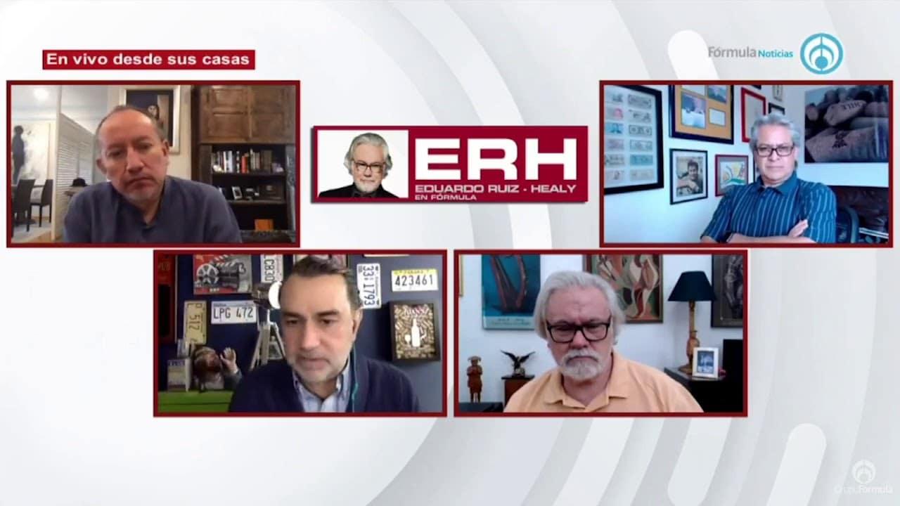 Preferencias electorales de los Estados rumbo a las elecciones - Eduardo Ruiz-Healy En Fórmula