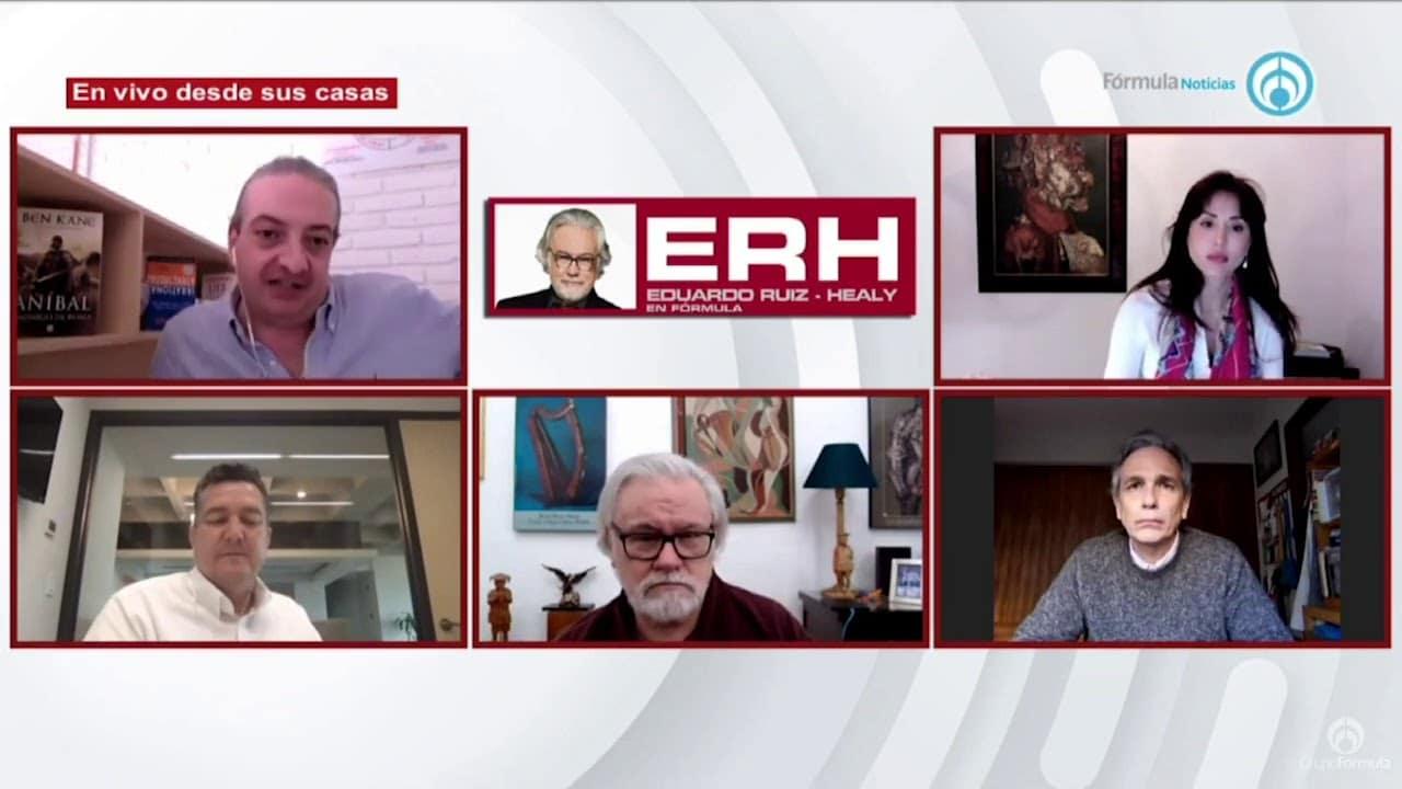 La corrupción de Alonso Ancira, Lozoya, Agro Nitrogenados y Odebrecht - Eduardo Ruiz-Healy En Fórmula