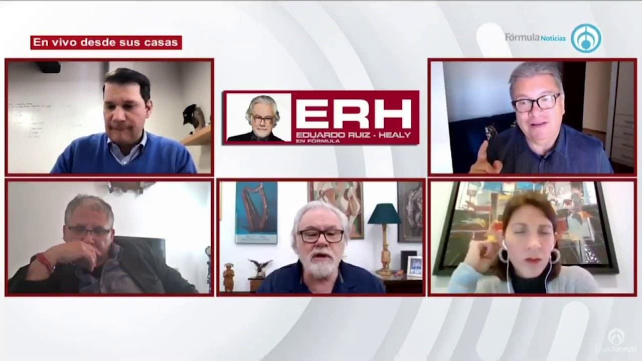 Gobernación y Morena en el Senado van por la ley mordaza en redes sociales - Eduardo Ruiz-Healy En Fórmula