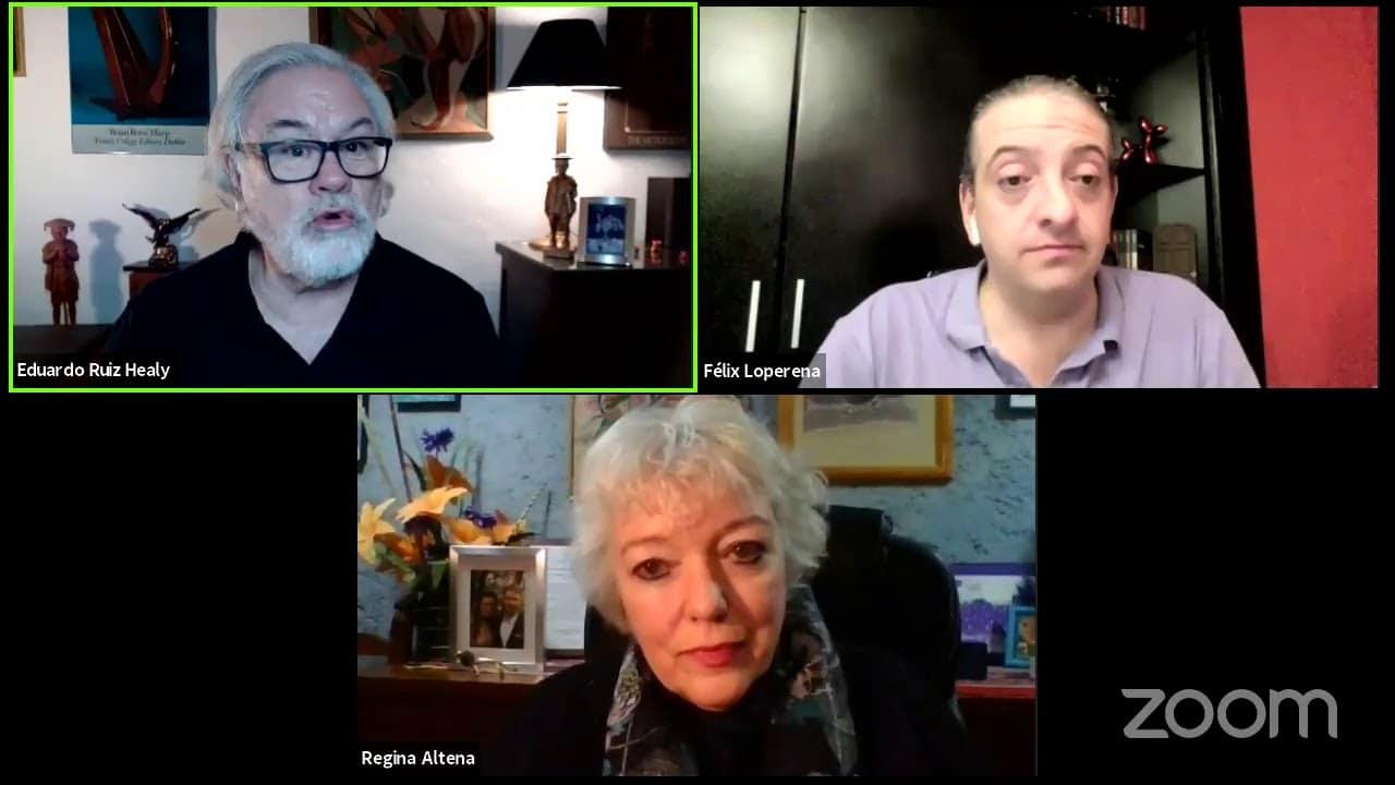 Diálogo Nocturno: Alzhemier, la otra pandemia