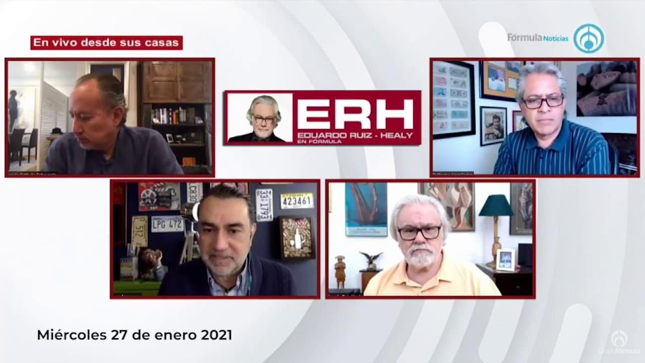 Gobierno de Biden dará prioridad a lo hecho en EE.UU. - Eduardo Ruiz-Healy En Fórmula