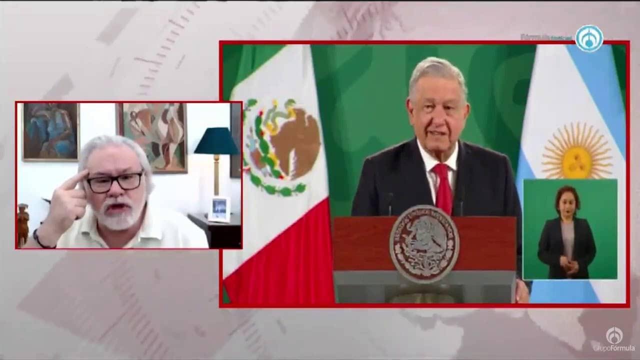 Fernández (ARG) y López Obrador tienen muchas coincidencias ideológicas. - Eduardo Ruiz-Healy En Fórmula